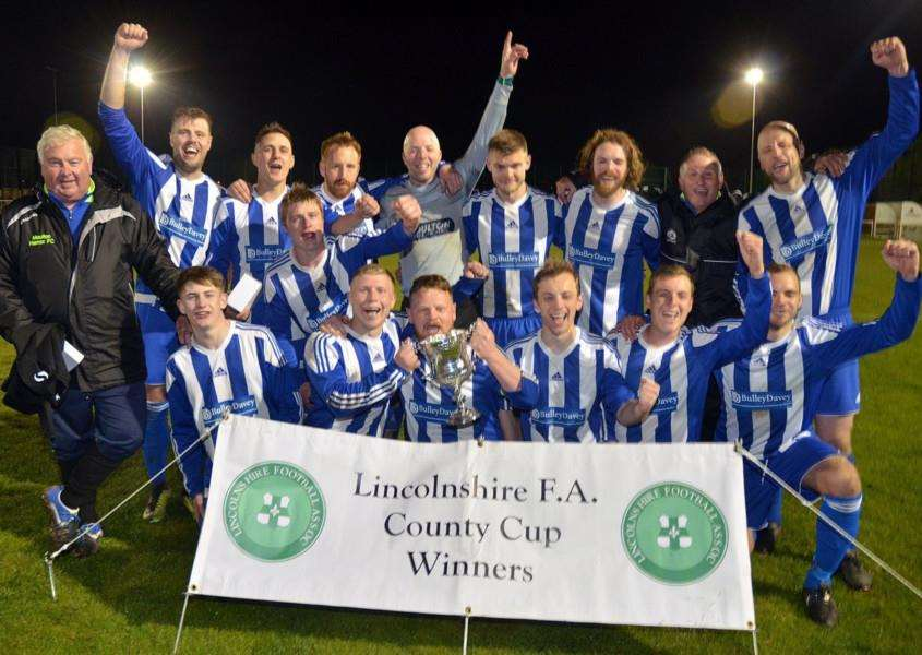 Lincolnshire FA Junior Cup winners