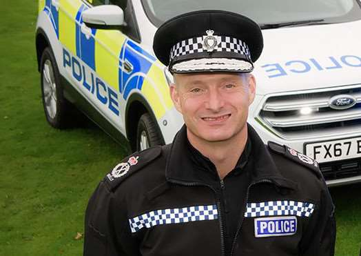 Lincolnshire Police Chief Constable Bill Skelly has warned of the growing demands placed on his force by cyber crime, domestic abuse and sexual exploitation. Photo by Martin Birks.