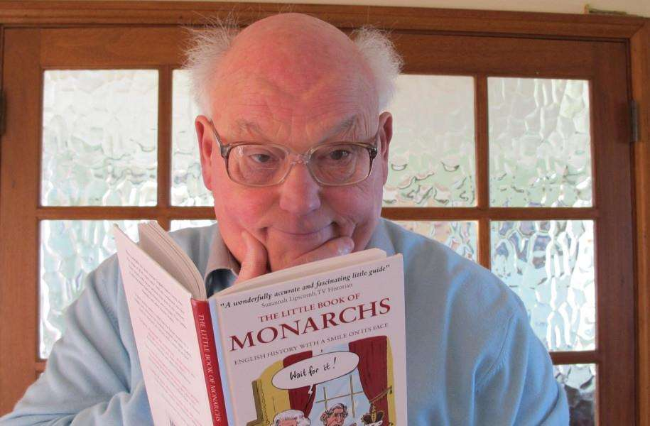 John Ward reads up on the Royals