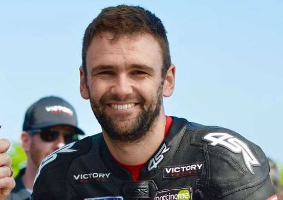 William Dunlop (above) is scheduled to star at this year's Motorbike Show at Springfields.