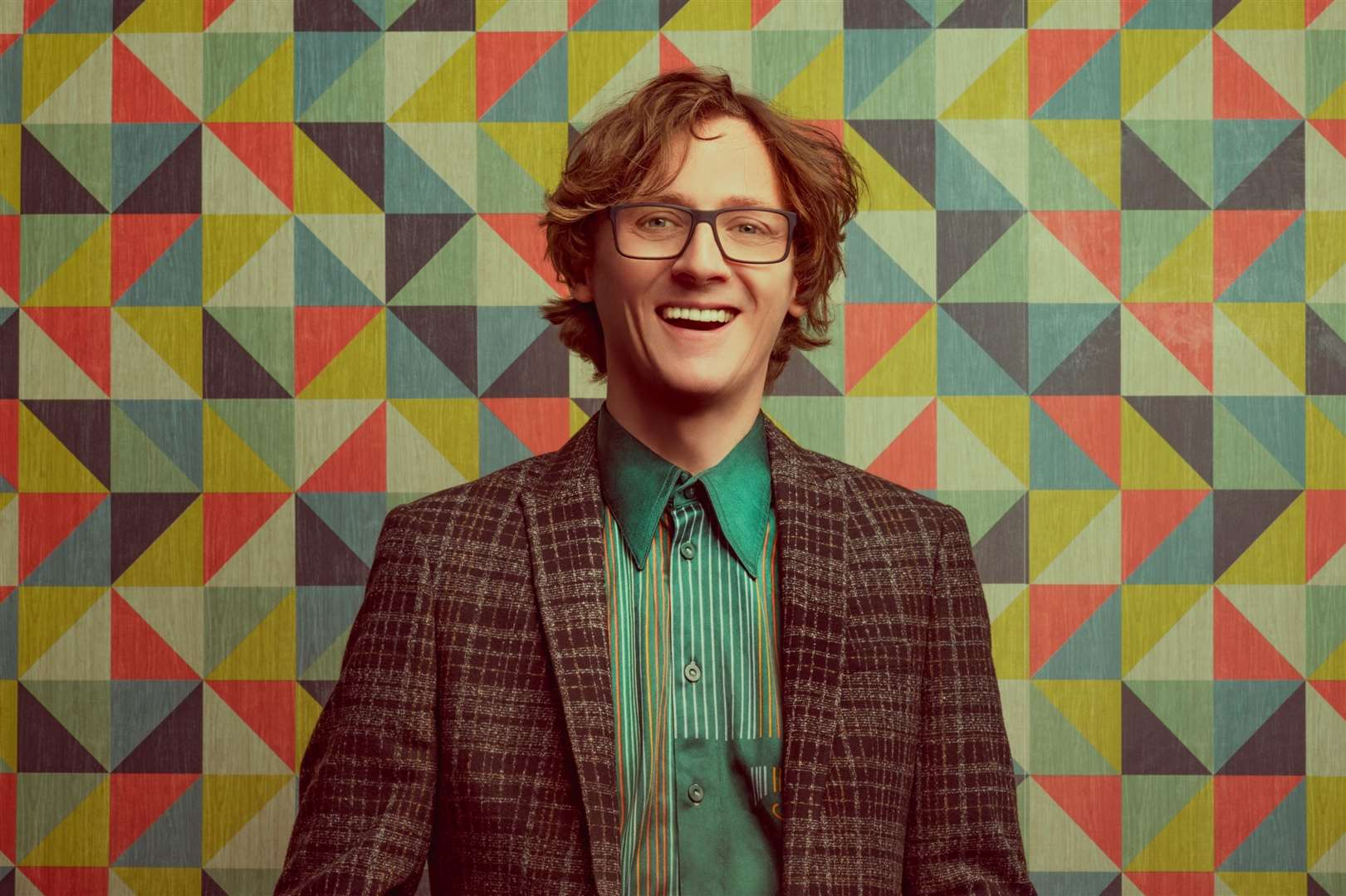 Ed Byrne. Photo by Idil Sukan (23930802)