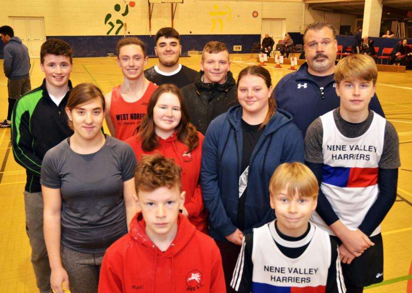 Lincolnshire Throws Academy