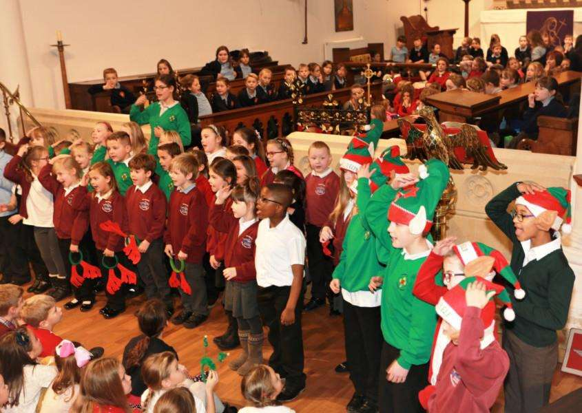 School choirs battle it out to be No1.