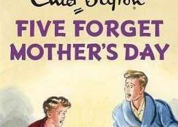 Five Forget Mother's Day: Bookmark in Spalding's Book of the Week.