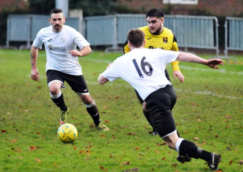 The reserve game between Long Sutton and Ramsey