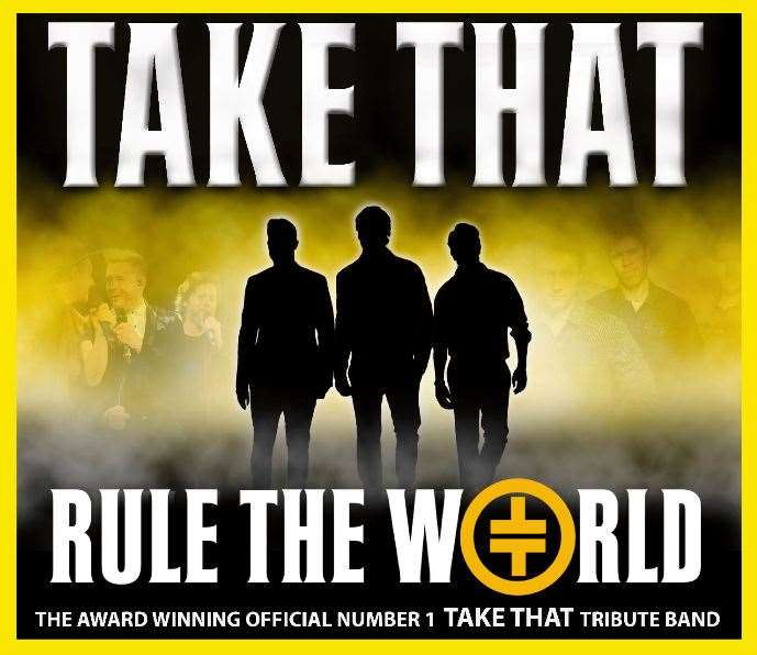 Take That tribute, Rule the World, who are headlining at the Holbeach Music and Beer Festival on the Saturday. (11315688)
