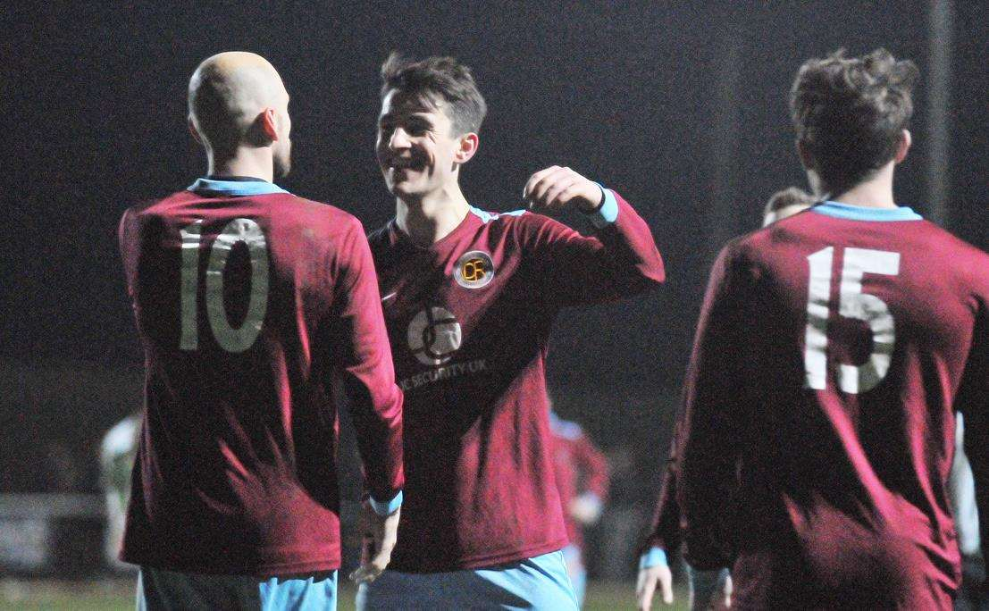 Celebrations for the Clarets