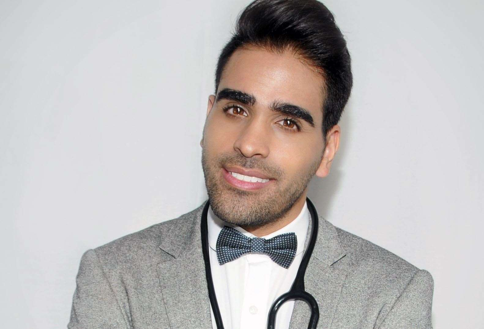 Dr Ranj will present a Get Well Soon special