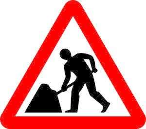 Roadworks will be taking place along the A16 over the next few weeks