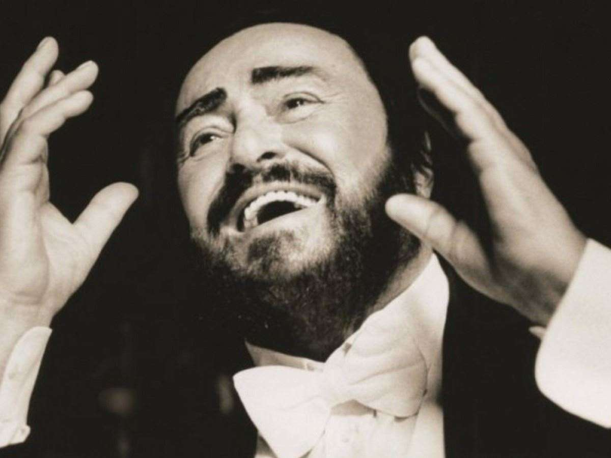 A documentary about opera singer Pavarotti is being screened at the South Holland Centre in Spalding on Friday and Saturday