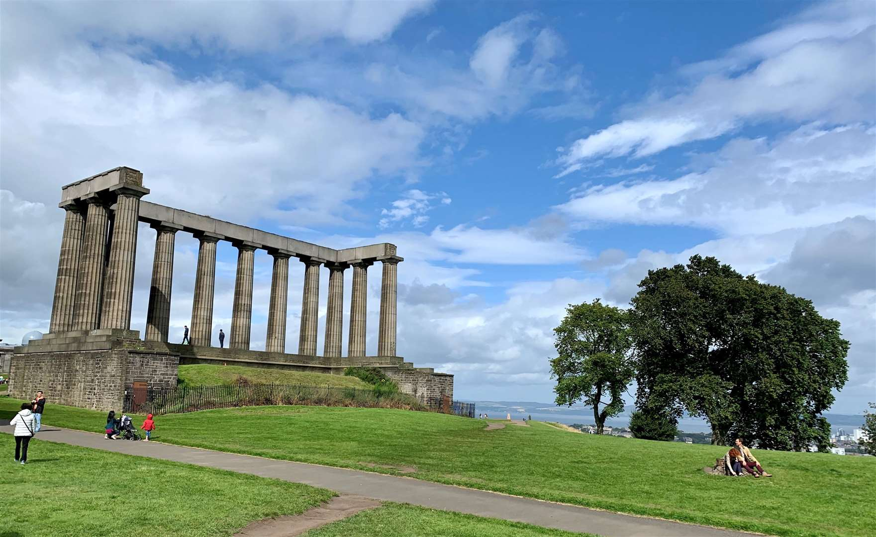 Childhood memories of Calton Hill (16006781)