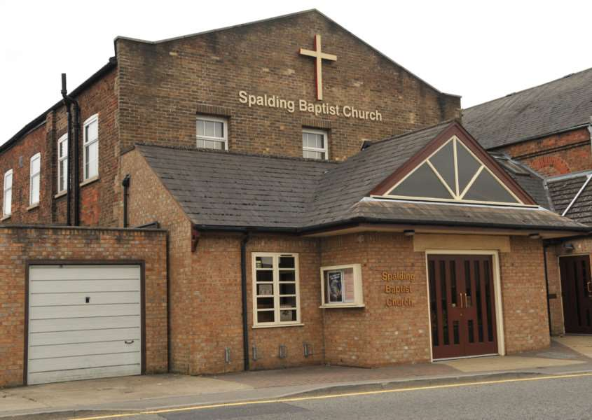 SEARCHLIGHT NIGHT: Spalding Baptist Church hosts There Are No Ordinary People, with speaker Jeff Lucas and Searchlight Theatre Company, on Friday, March 23, at 7.30pm. Photo: SG020813-111NG.